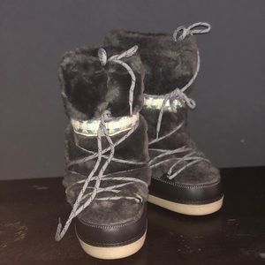Marc Jacob winter boots from sample sale